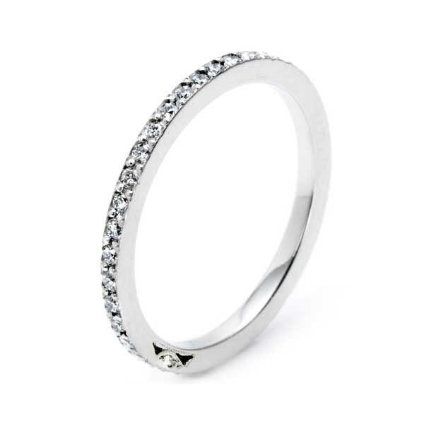 Womens White Gold Wedding Rings
