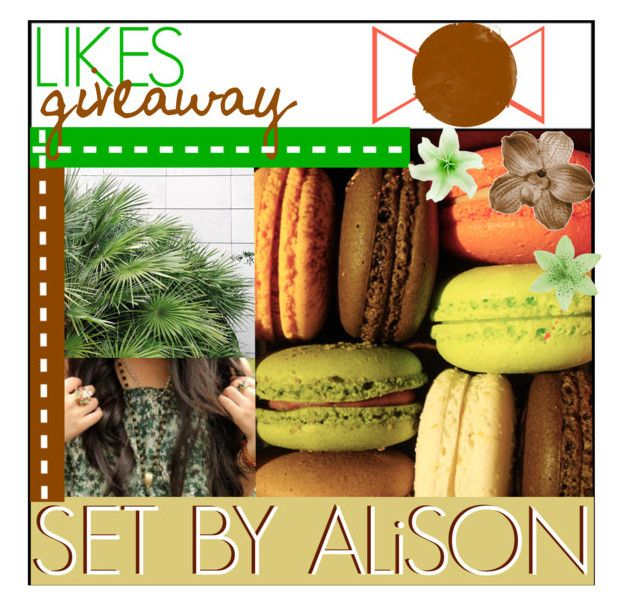 """LIKES GIVEAWAY -> READ"" by aalliissoonn ❤ liked on Polyvore featuring art and alis2point3kgiveaway"