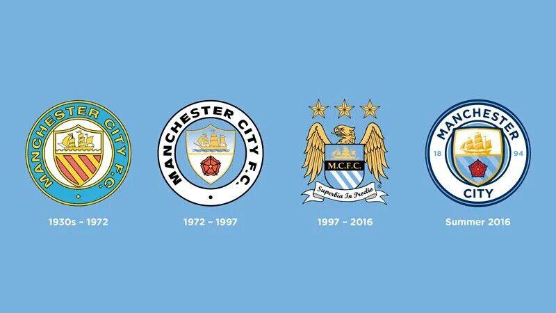 Manchester City con nuevo Escudo/Logo