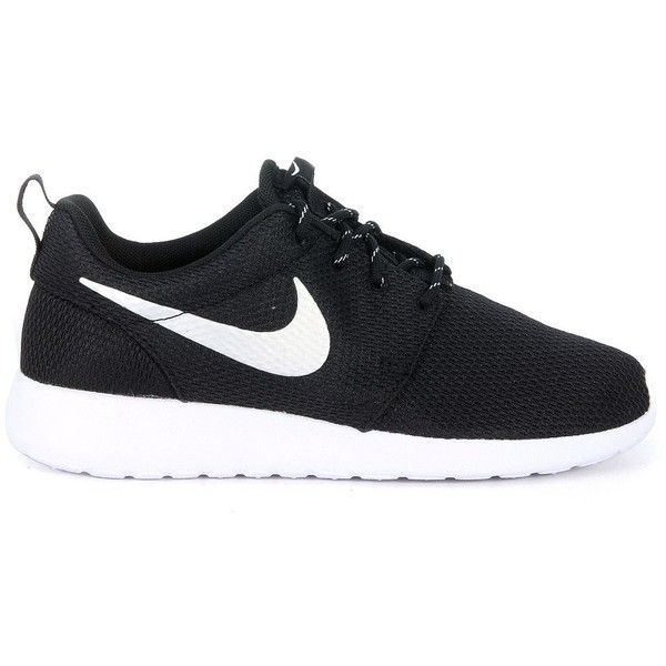 sale retailer 2beab 7de84 Nike Sneakers ( 85) ❤ liked on Polyvore featuring shoes, sneakers, nero,  nike trainers, nike, nike footwear, nike sneakers and nike shoes