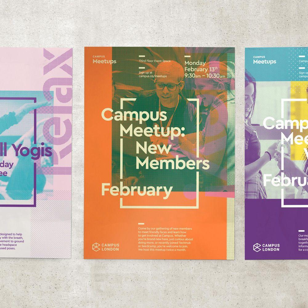 New Identity for Campus by MultiAdaptor