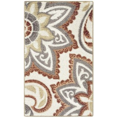 Maples Celeste Print Accent Rug Found At Jcpenney Rugs Accent Rugs Classic Showers