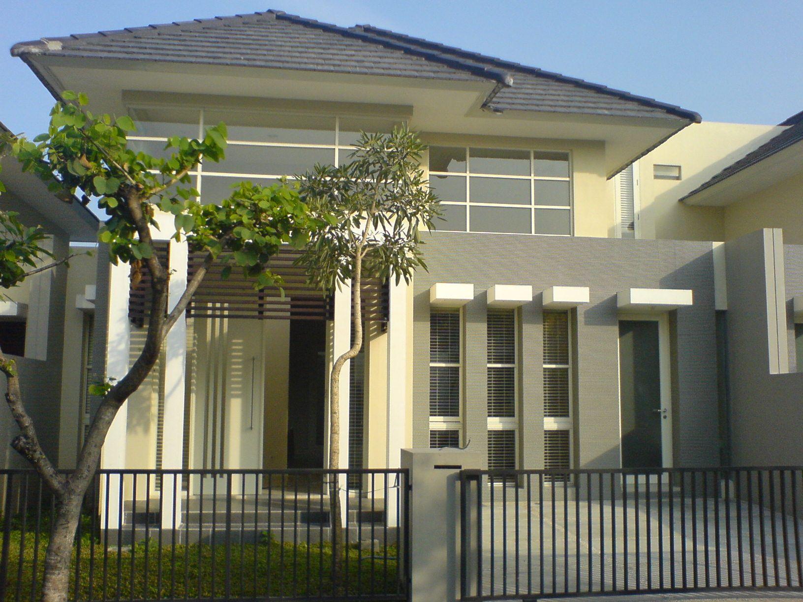 Arti Warna Rumah