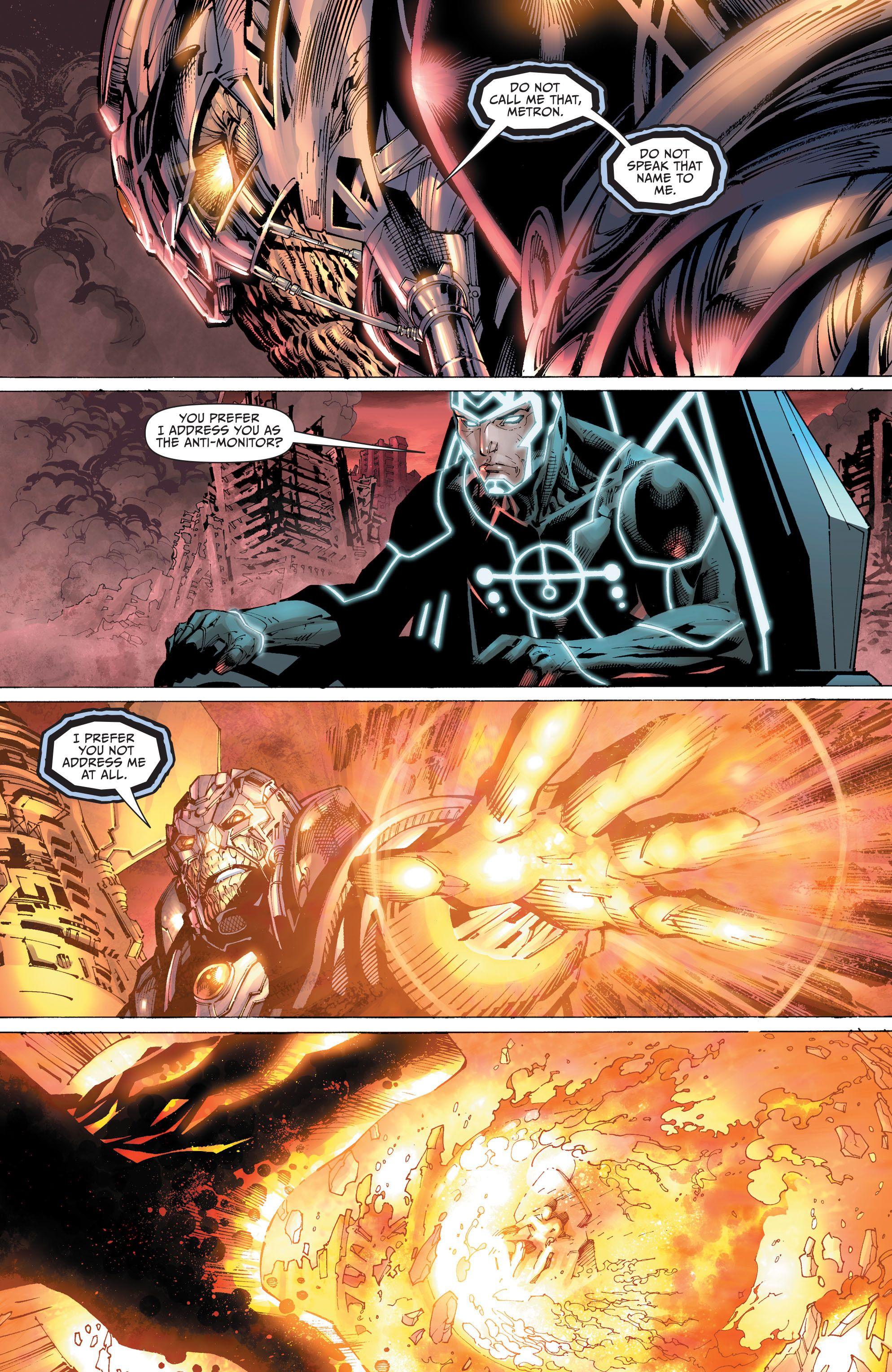 Metreon Vs Darkseid Darkseid Dc Comics Dc Comics Art