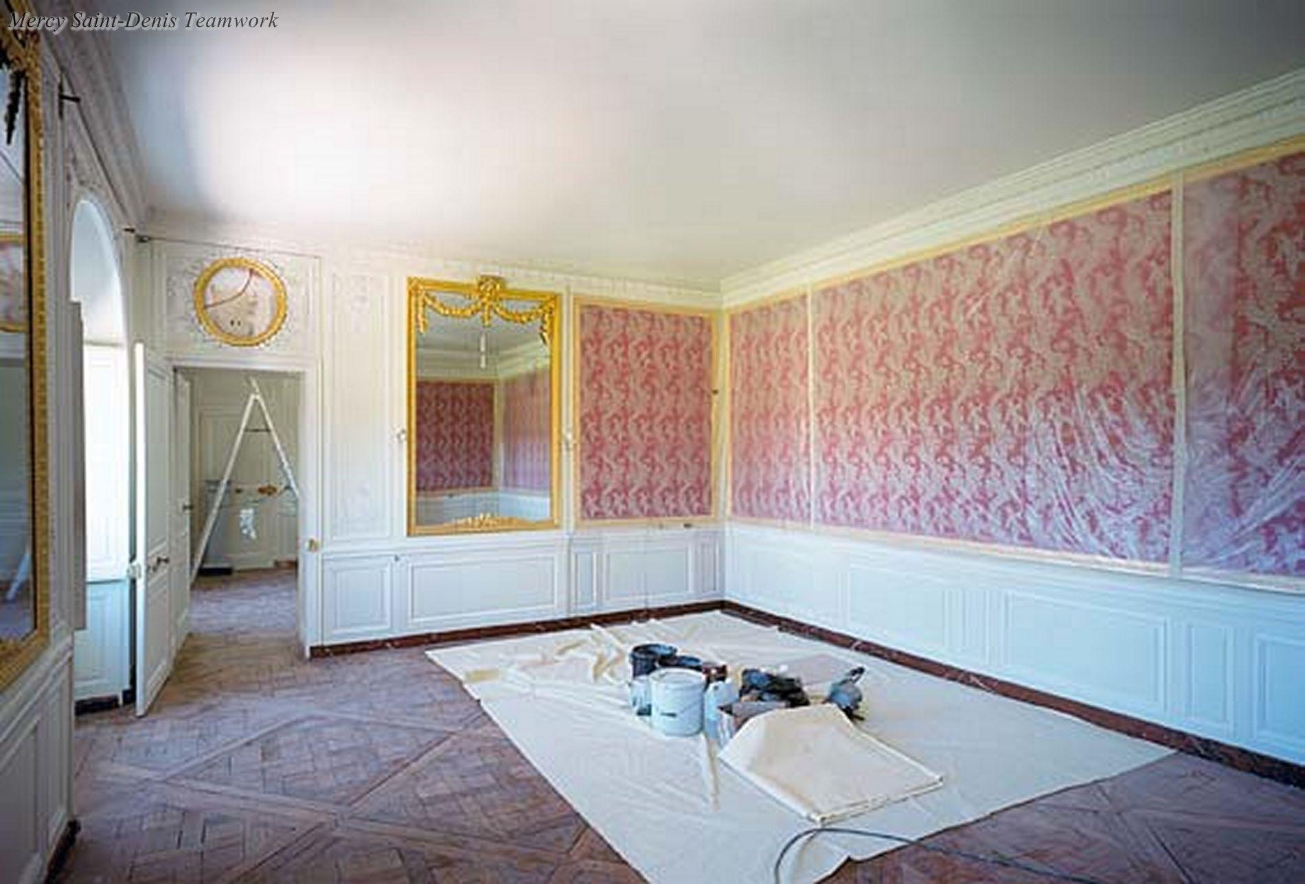 Lantichambre Et La Grande Salle à Manger 120208 Château De