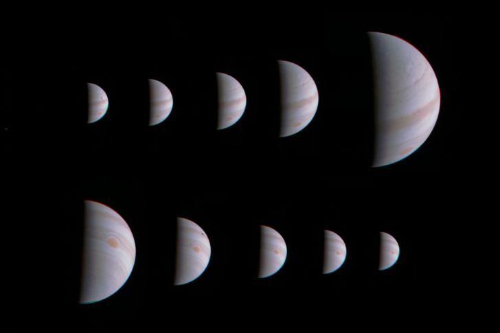 Aurinkokunnan Suurin Planeetta