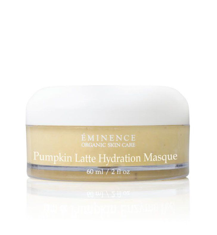 Pin for Later: 15 October Beauty Buys That Editors Are Obsessed With Eminence Pumpkin Latte Hydration Mask