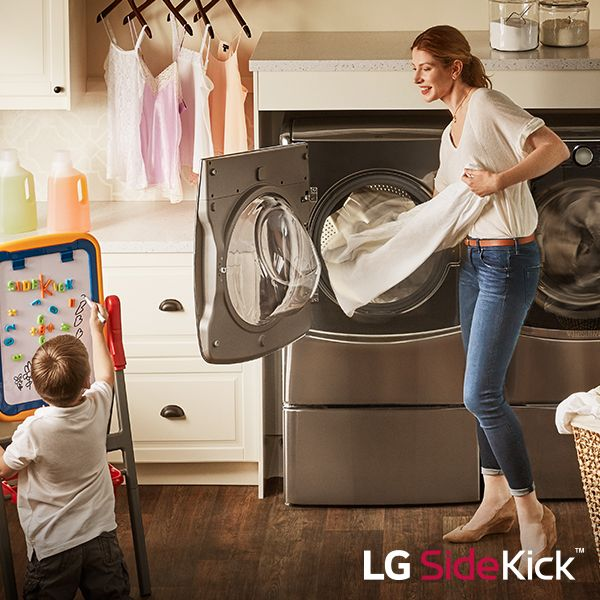 Multi Tasking Is What Lgtwinwash Does Best Just Like You Http Www Lg Com Us Twinwash Lg Usa Lg Washer Washer