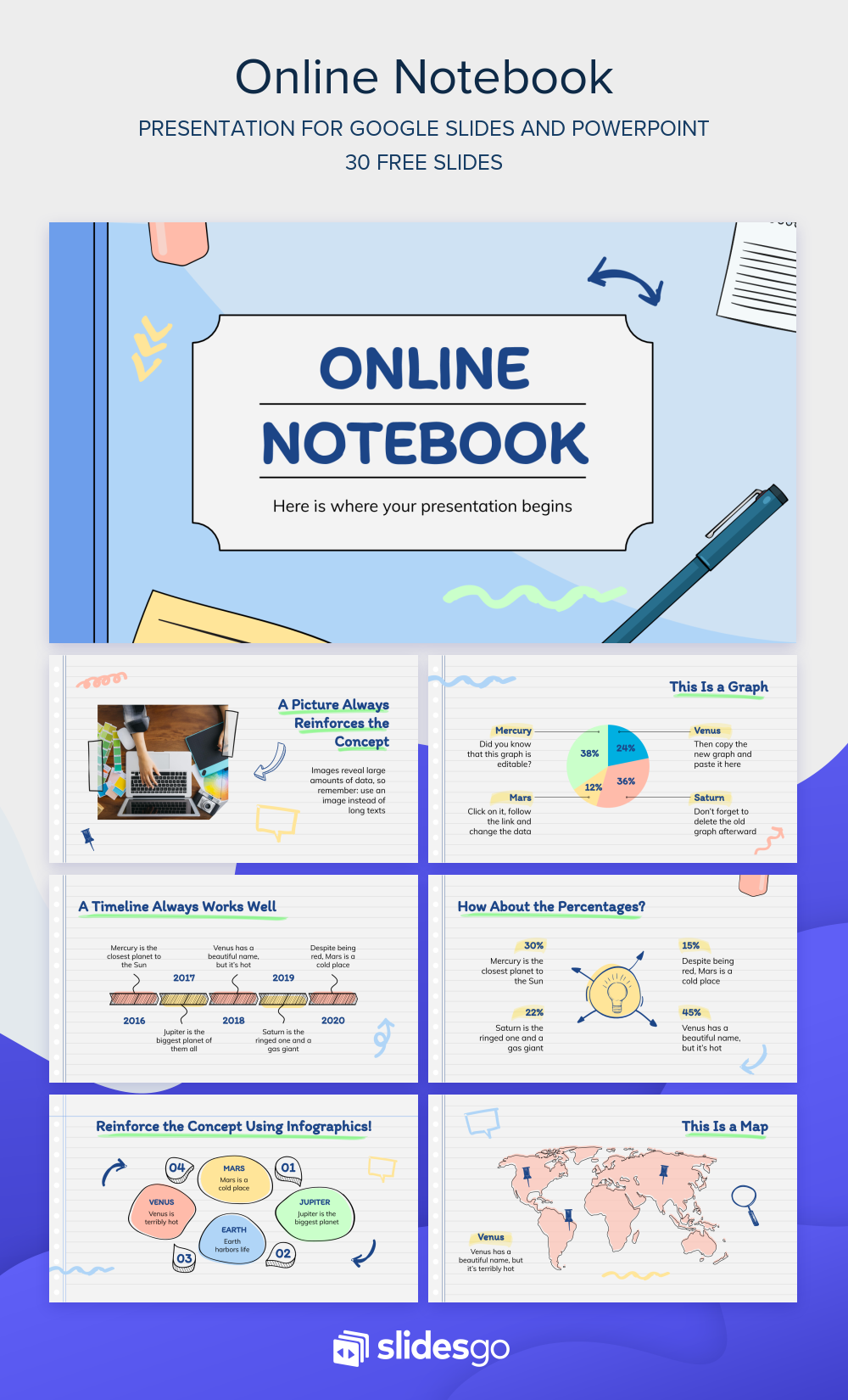 Use this online notebook for your classes! Download it as
