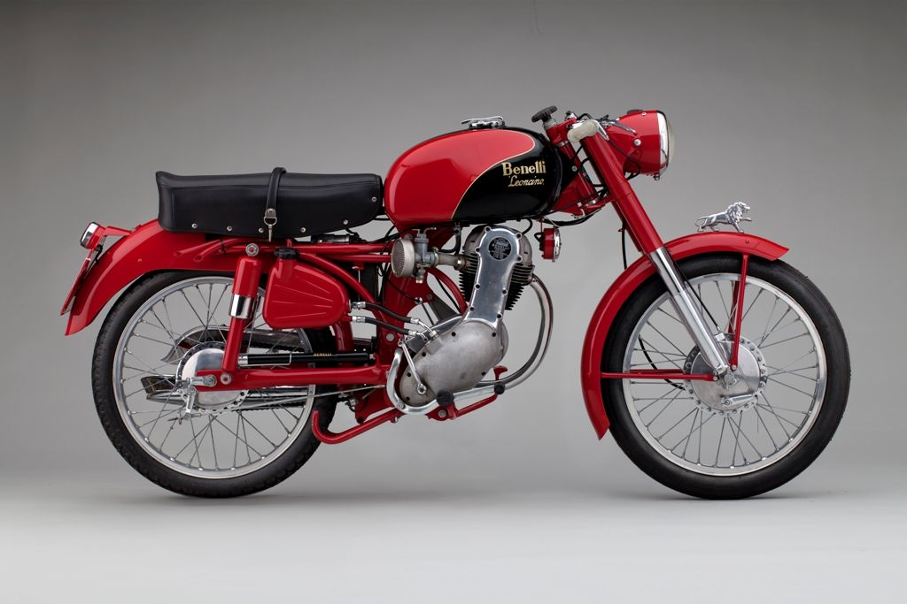 The Benelli Leoncino is a masterclass in mid-20th century Italian motorcycle design, it has a timeless aesthetic...