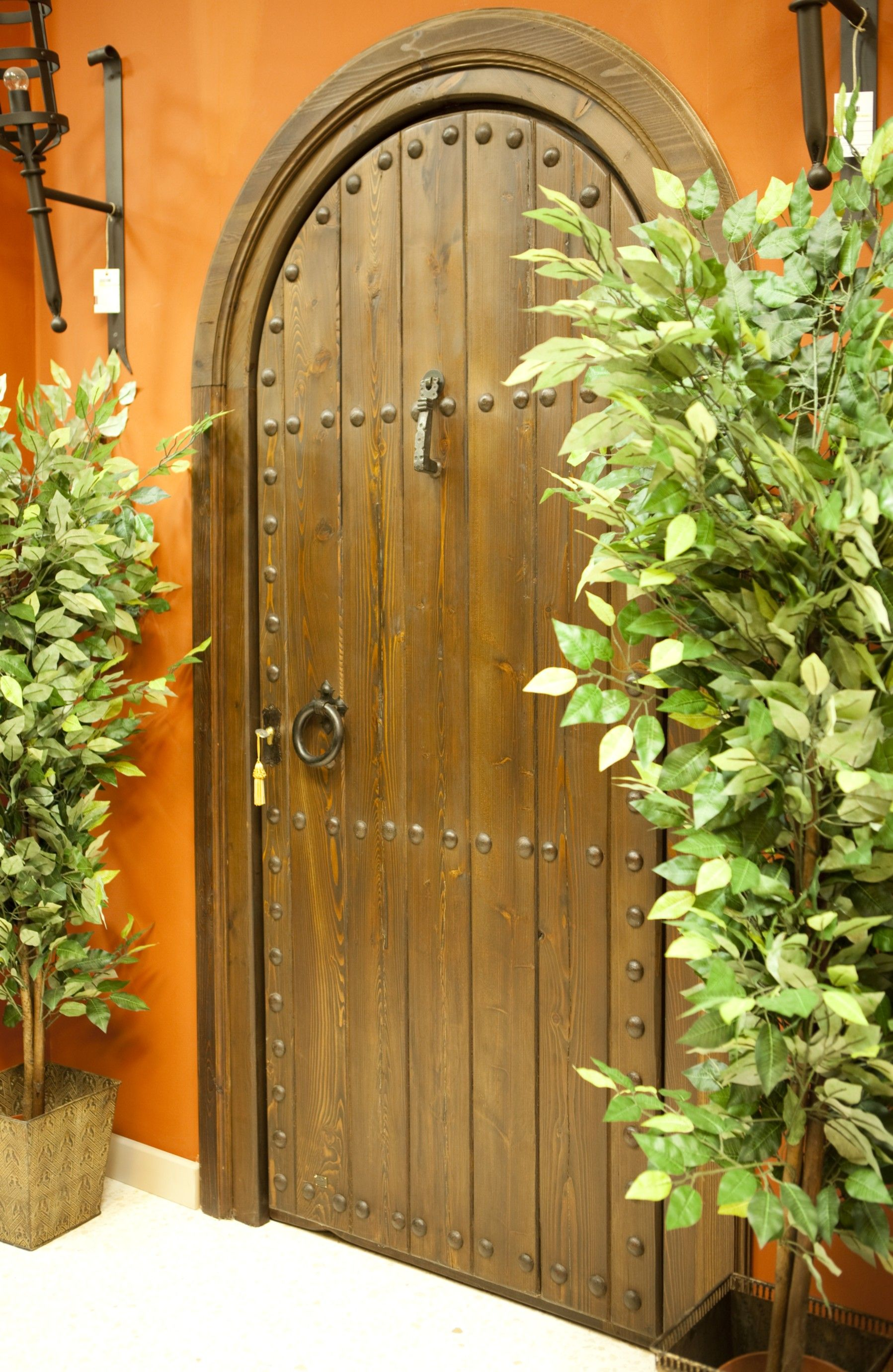 41++ Puertas de medio punto de madera inspirations