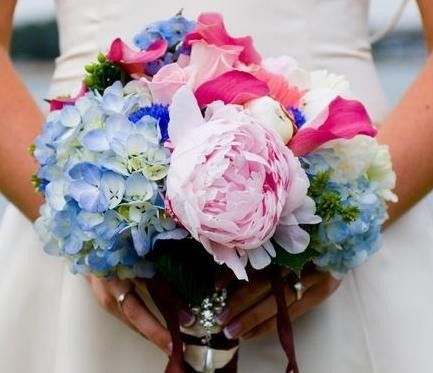 Bouquet Sposa Peonie E Ortensie.Fiori Matrimonio Peonie E Ortensie Wedding Ideas Nel