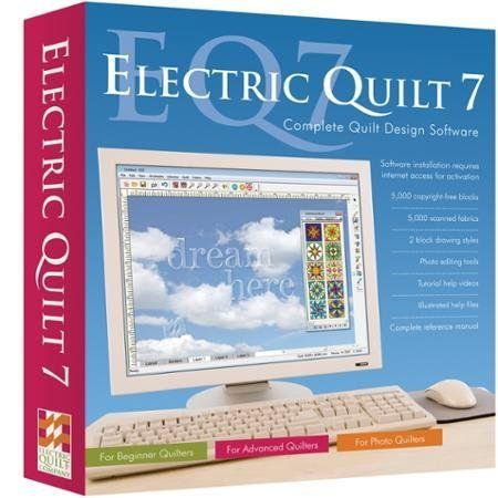 Electric Quilt 7 Read More Reviews Of The Product By Visiting