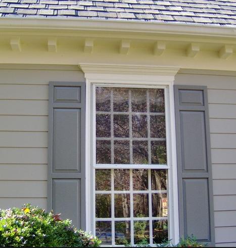 34++ Exterior house shutters ideas trends