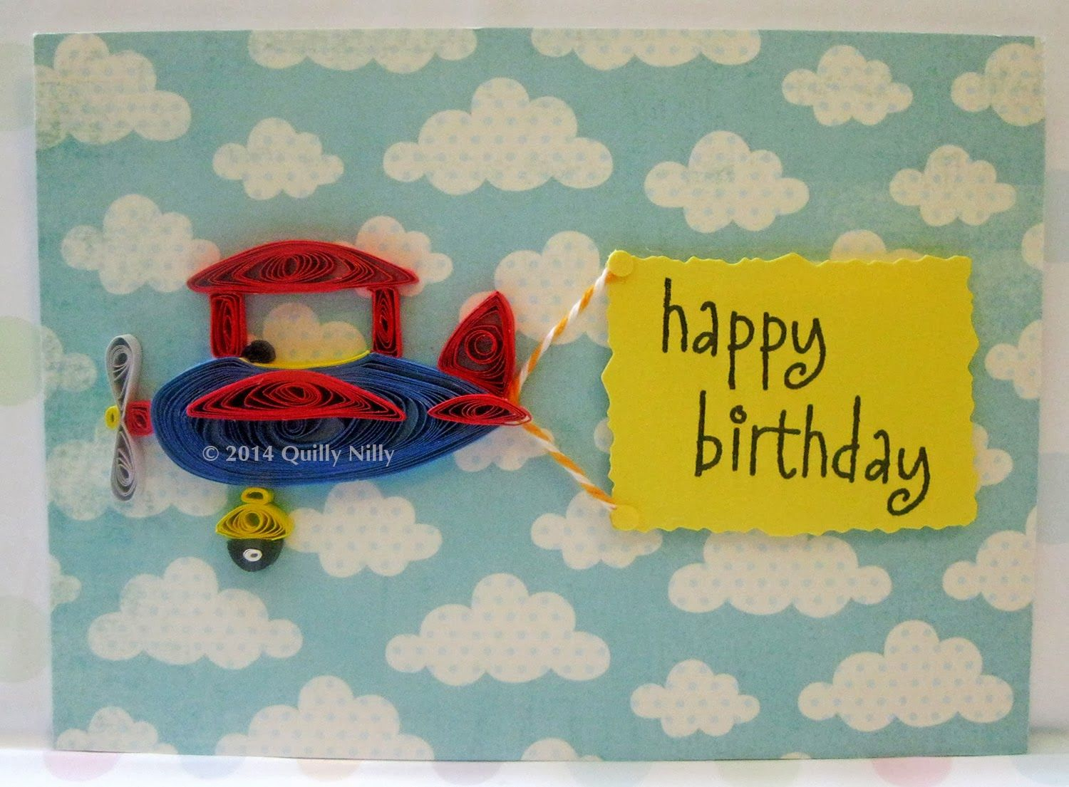 Childrens Birthday Card Order