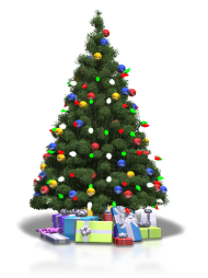 Download Christmas Tree Png Clipart Png Photo Png Free Png Images Christmas Tree Template Ribbon On Christmas Tree Christmas Tree Coloring Page