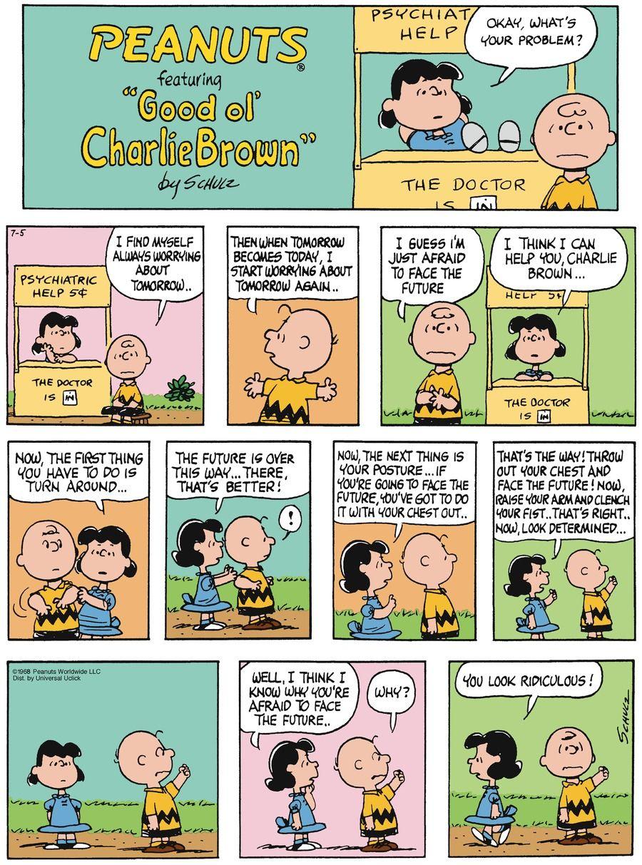 Gocomics Com The Largest Source In The World For Comic Strips Political Cartoons And The Home Of Calvin Hob Historietas De Snoopy Comics De Snoopy Comics