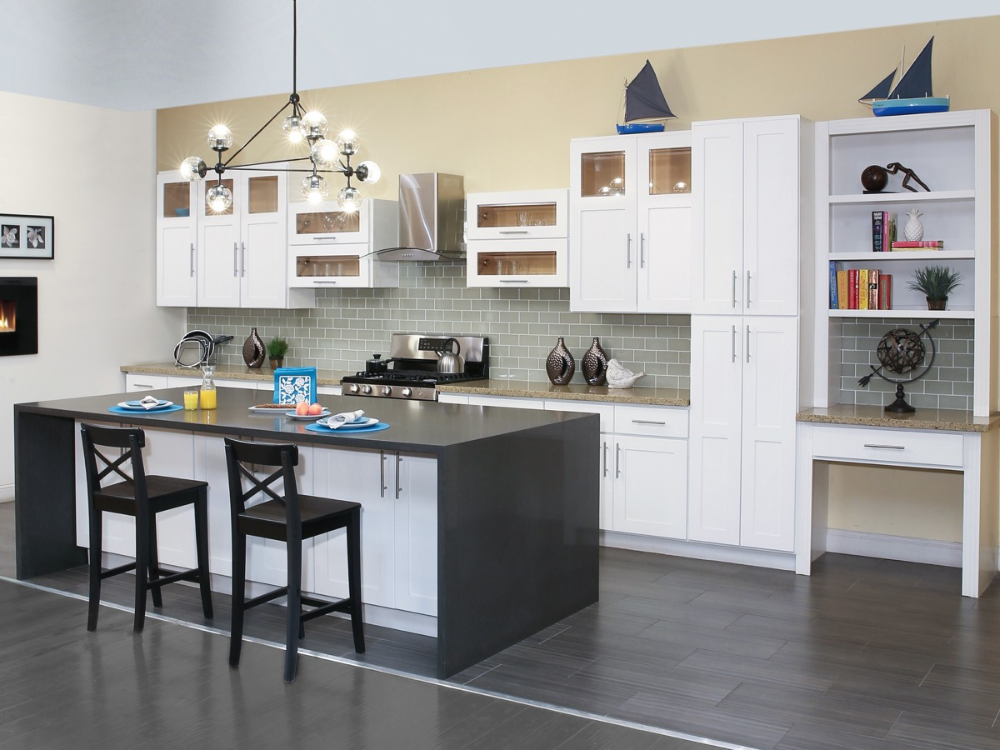 36++ Parriott wood white shaker cabinets model
