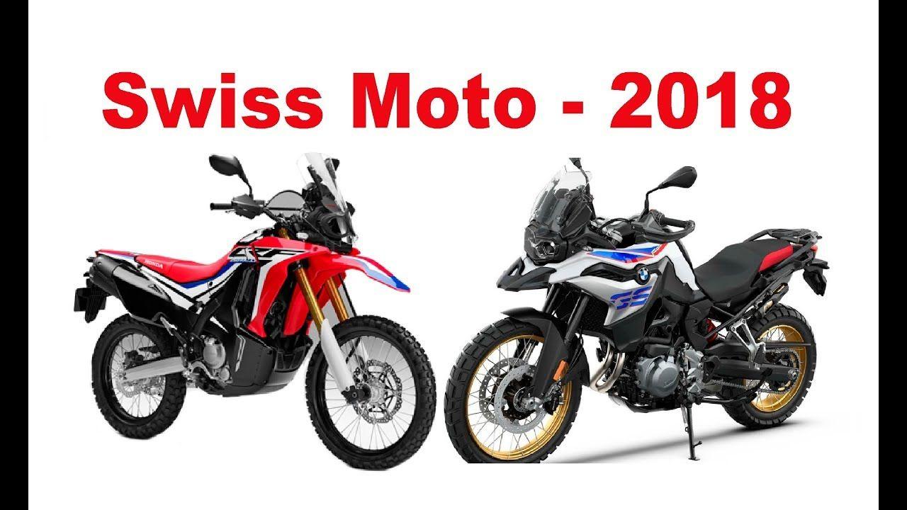 Top Adventure Motorcycles In Swiss Moto Zurich 2018 Part 2