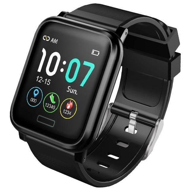 smart waterproof watch men women for ios android pedometer