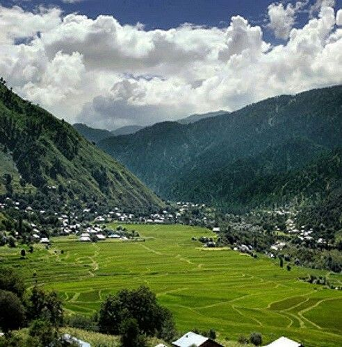 leepah Valley AJK Pakistan
