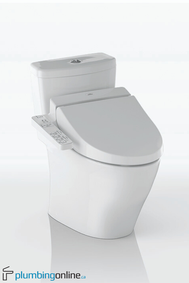 Toto Sw2014 01 Washlet A100 Elongated Bidet Toilet Seat Cotton