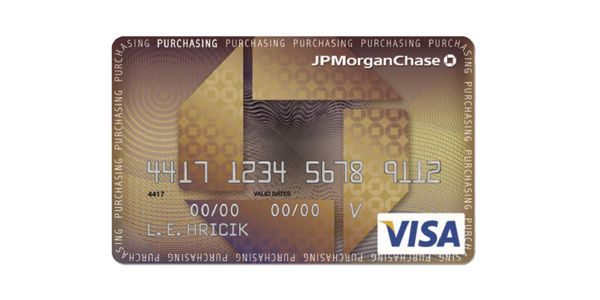 mcgarrybowen JPMorgan Chase Credit Card Designs by Jessica Patch - business credit card agreement