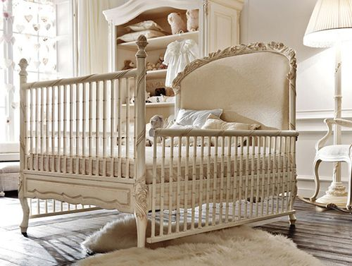 Children Luxury Bedrooms by Savio Firmino | Bebé y Bellisima