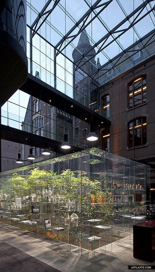 Conservatorium hotel amsterdam designed by piero lissoni for Designhotel holland