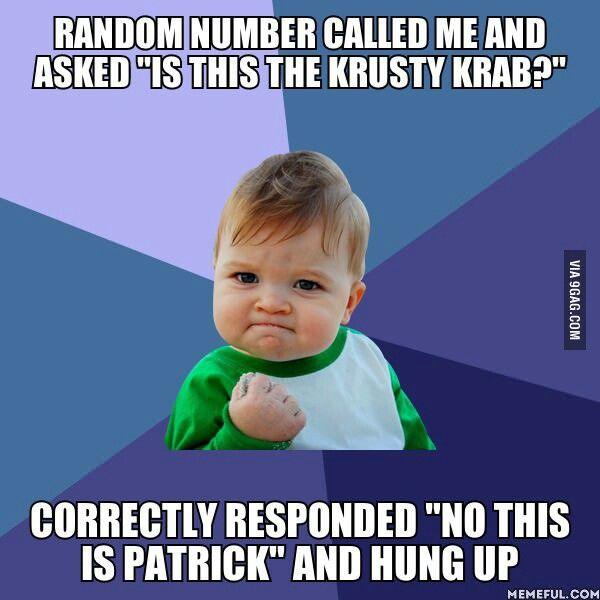 Brilliant Success Kid Best Funny Pictures Memes