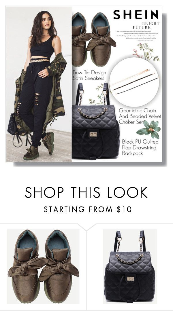 """""""Shein"""" by clumsy-dreamer ❤ liked on Polyvore"""