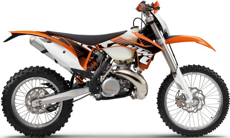 250 Exc Off Road 2 Stroke Ktm New Bikes Product Catalogue