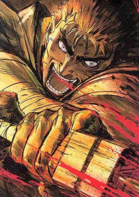Guts - Berserk (anime/manga)