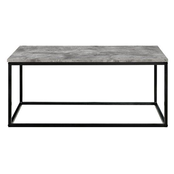 Walker Edison Open Box Coffee Table $111 at Home Depot | Home ...