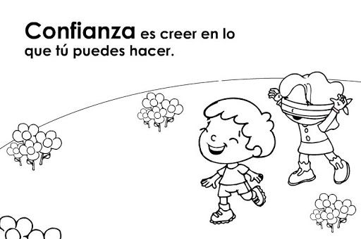 Imagenes Honestidad Para Colorear Kindergarden Kids School Bullying Prevention