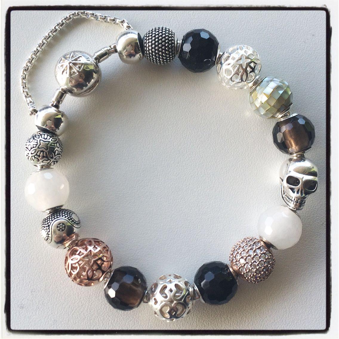 Added A Few New Thomas Sabo Karma Beads To My Bracelet #thomassabo  #thomassabokarmabeads
