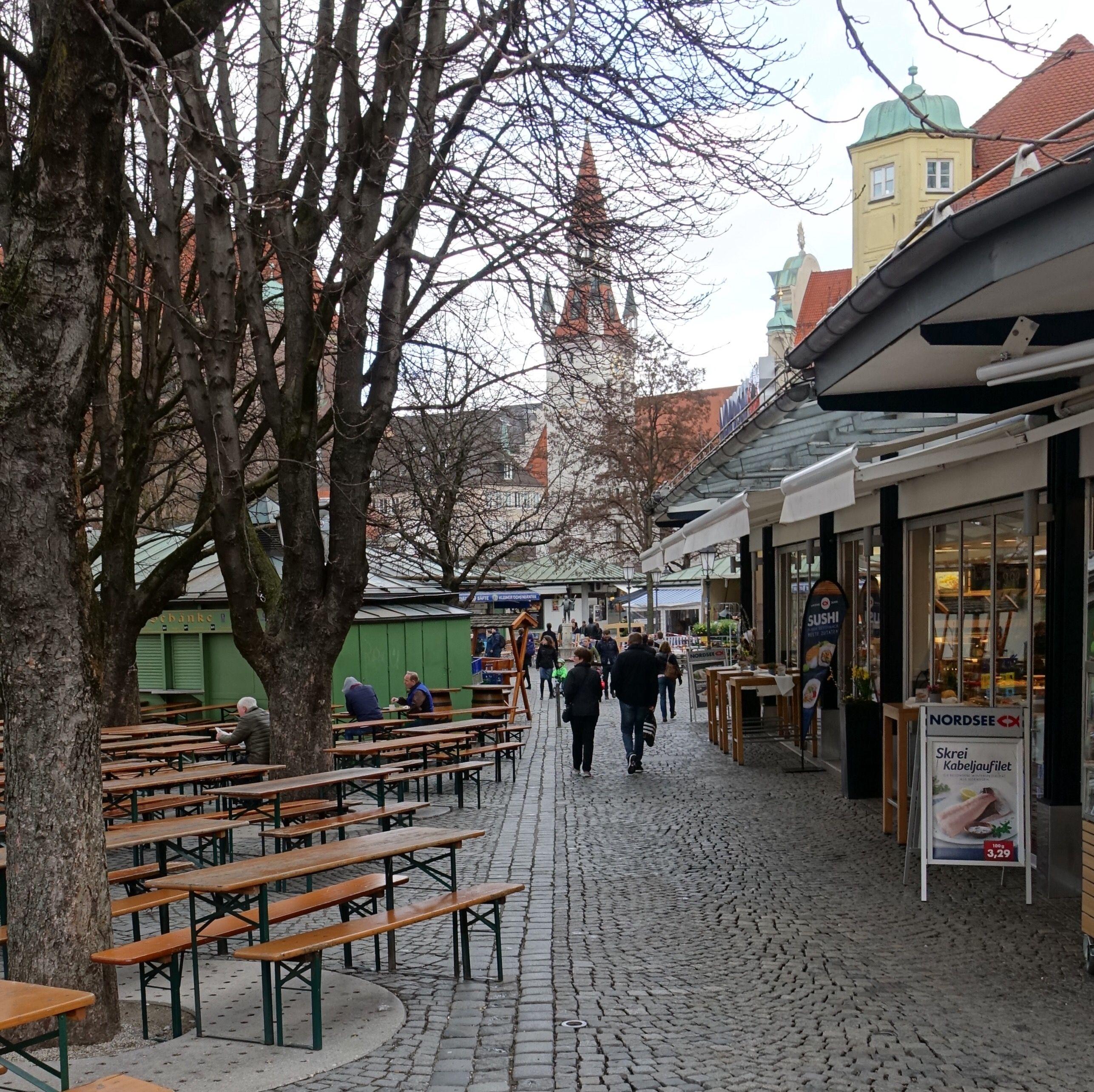 Munich Germany Munchen Deutschland Viktualienmarkt Munchen Deutschland Munchen Deutschland