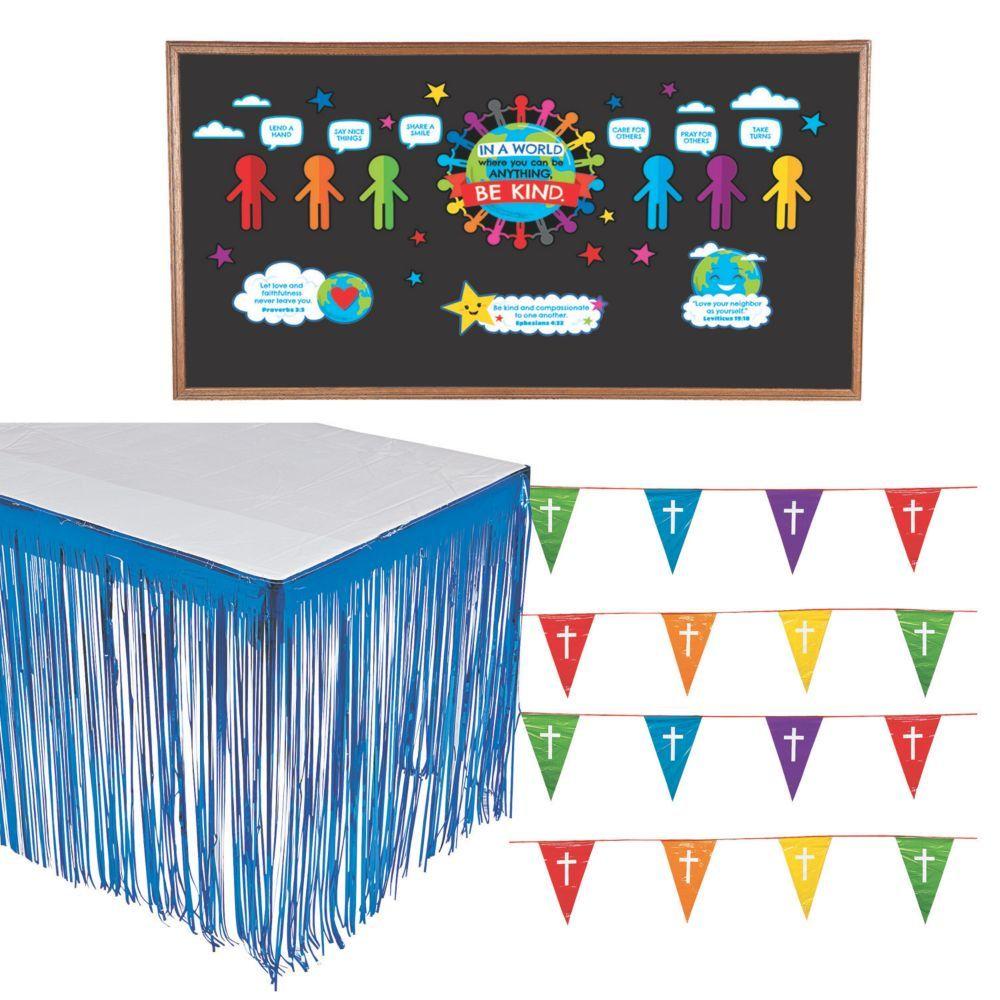 Be Kind Car Parade Decorating Kit | Oriental Trading
