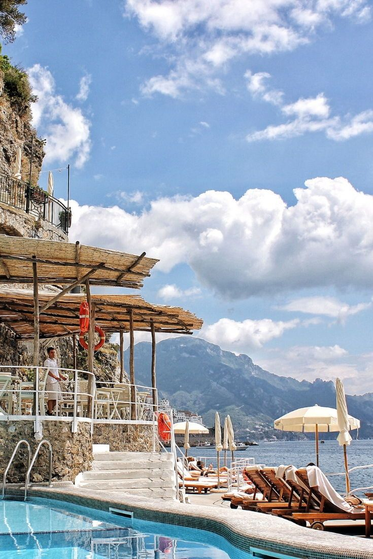 Top 4 Boutique Hotels Amalfi Coast The Best Hotels In