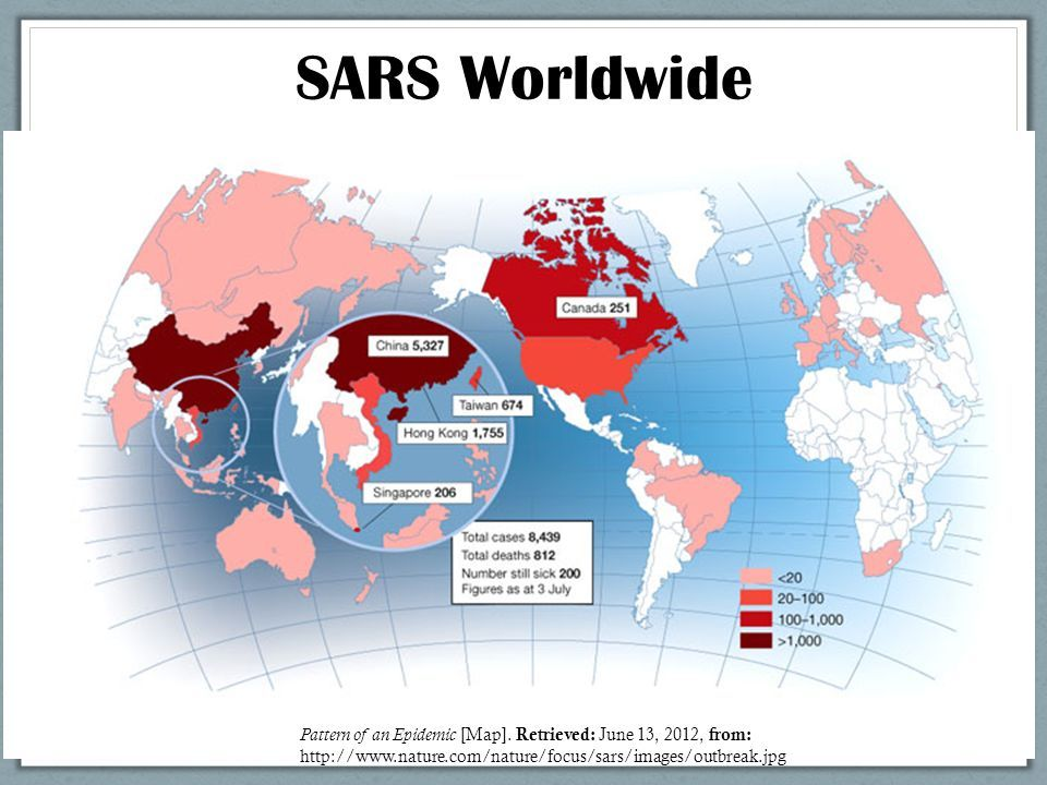 Image result for sars map Image result