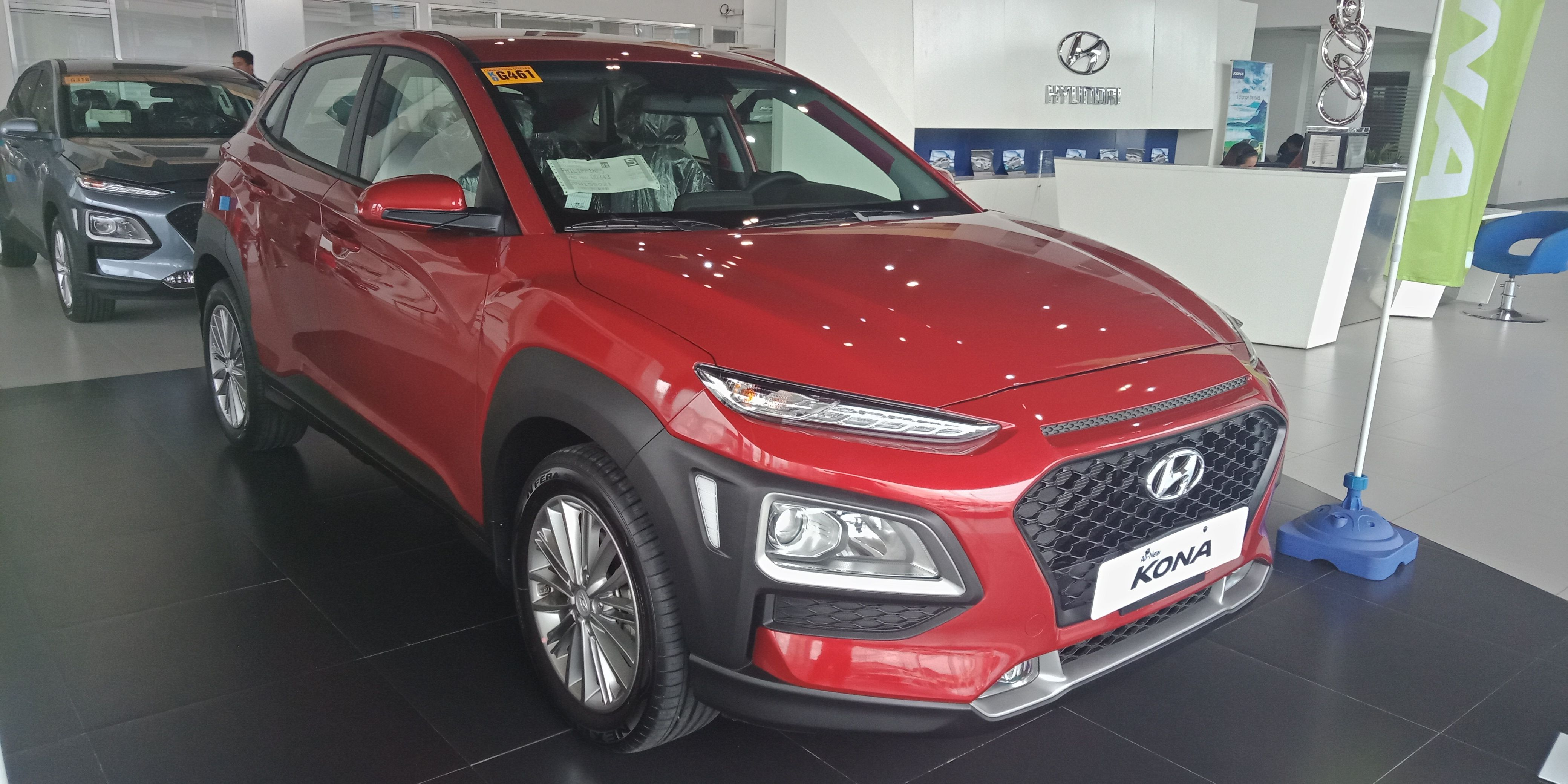 2018 Hyundai Kona 2.0 GLS 6A/T (With images) Hyundai