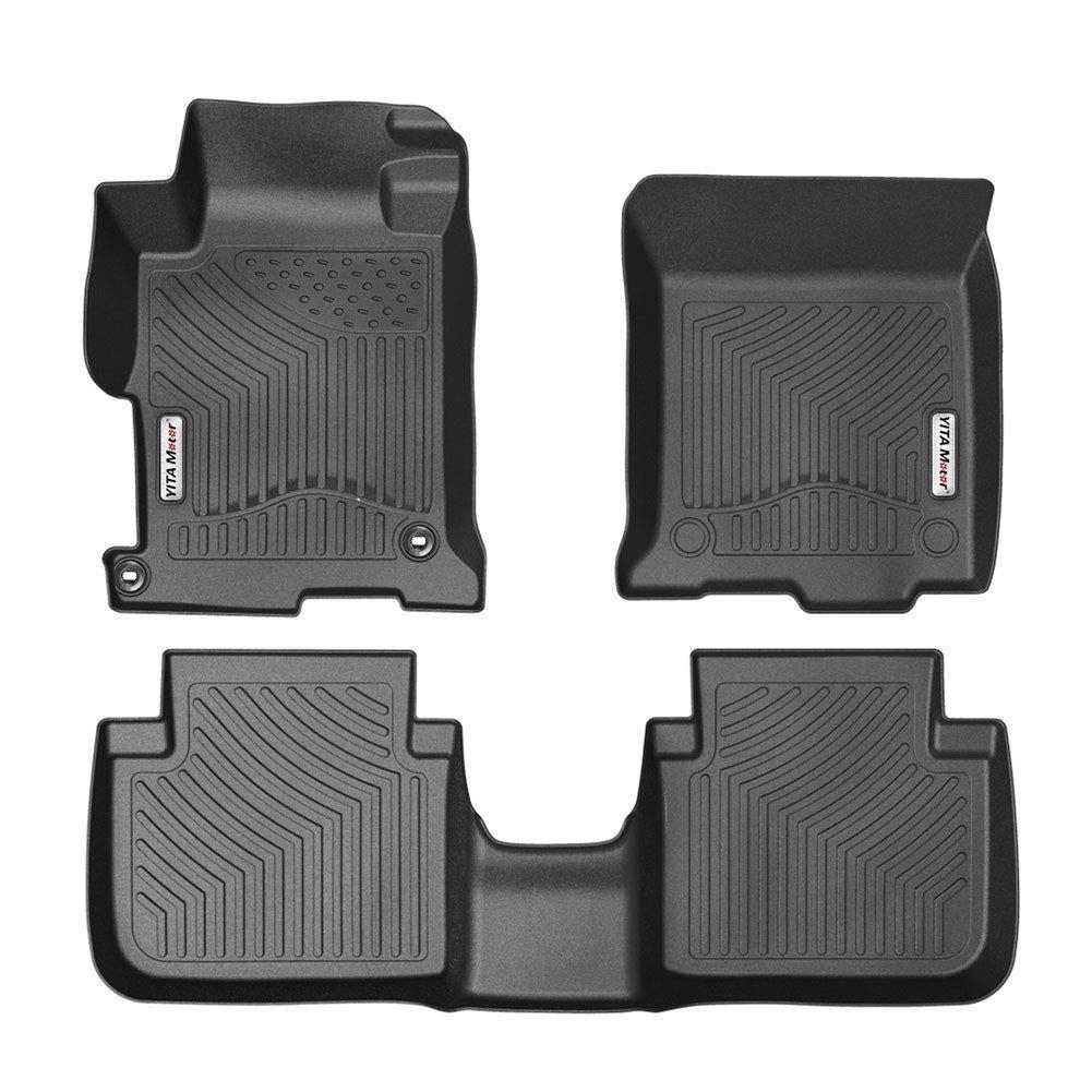 Yitamotor Floor Mats For Honda Accord Custom Fit Floor Liners For