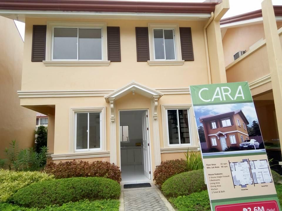 Mph Realty Cebu Camella Riverfront House And Lot For Sale Pit Os
