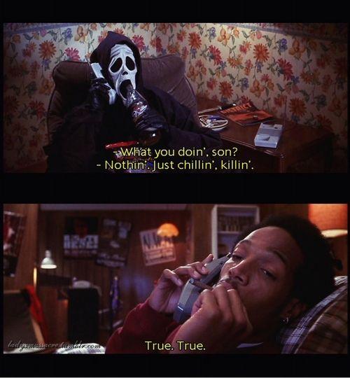 Scary Movie Scary Movie Quotes Scary Movies Movie Quotes
