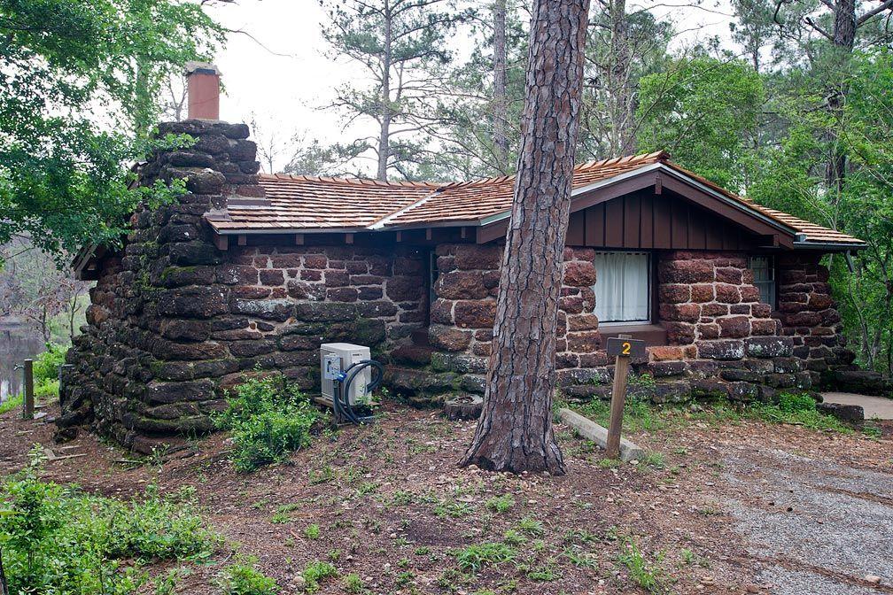 Bastrop State Park | Bastrop State Park Cabin 2