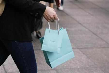 Diamonds and Tiffany... Both a girls best friend! | Shopping Bag ...