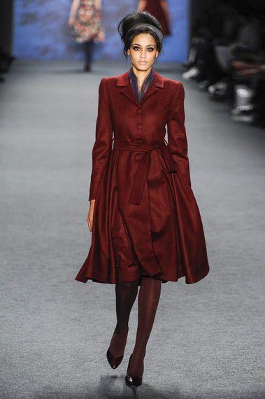 Lena Hoschek Fashion Week Berlin Herbst Winter 201516 Fashion