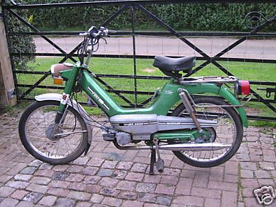 1976 Ktm Foxi 49cc Pedal Moped Originally From Oklahoma But Came From Us Air Force Base Moped Us Air Force Bases Ktm
