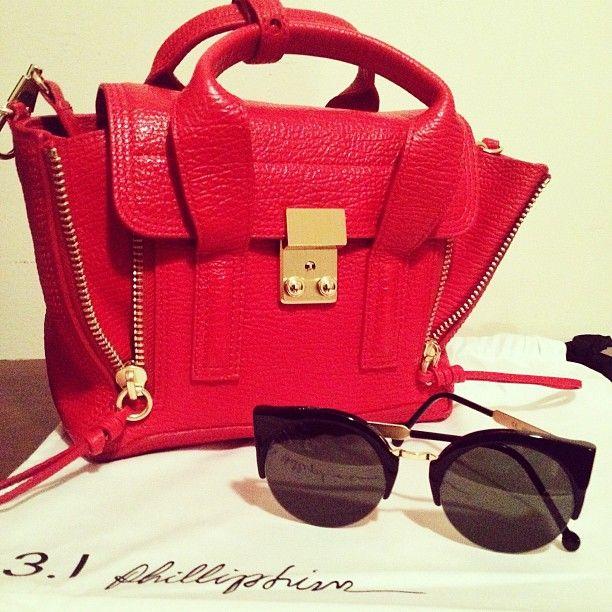 Niedriger Verkaufspreis Herbst Schuhe Vorschau von This red is fierce! | Bags!!! Oh how I love thee! | Rot