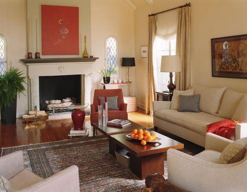 Romantisches Wohnzimmer ~ 25 besten red accent living room bilder auf pinterest farben